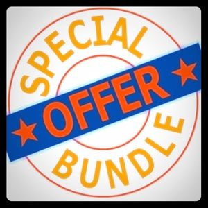 Jewelry - Bundle special!!!! All sterling silver necklaces!